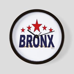 Bronx Wall Clock