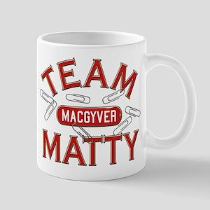 MacGyver Team Matty Mugs