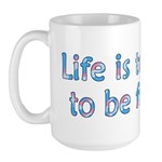 Life is 2 Short Large Mug