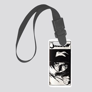 The Shadow Small Luggage Tag