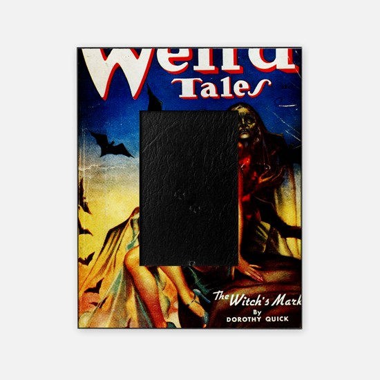 Weird Tales Jan Picture Frame