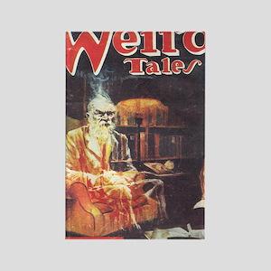 Weird Tales Sept Rectangle Magnet