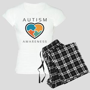 Autism Awareness Women's Light Pajamas
