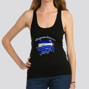elsalvador Racerback Tank Top