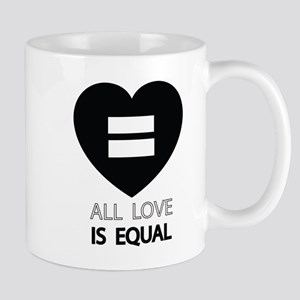 All Love Is Equal Mugs