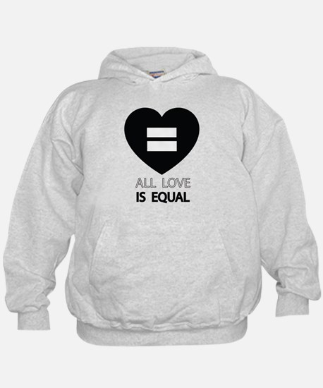 All Love Is Equal Hoodie