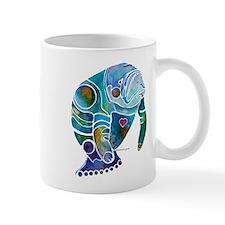 Manatees Endangered Species Mug