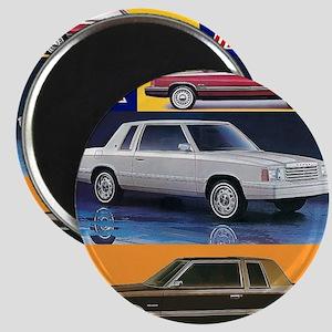 k car tshirt Magnet