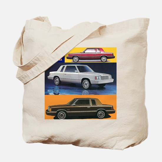 k car tshirt Tote Bag