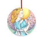 Alice, Too Ornament (Round)