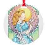 Alice, Too Ornament