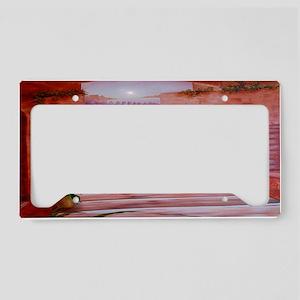 archway License Plate Holder