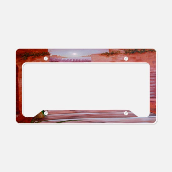 archway License Plate Holder