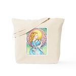 Alice, Too Tote Bag