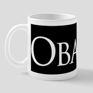 Obama_black_cap Mug