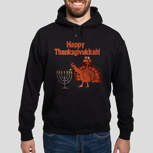Happy Thanksukkah 2 Hoodie