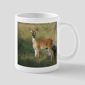 Whitetail Deer Fawn Mugs