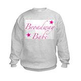 Broadway baby Crew Neck