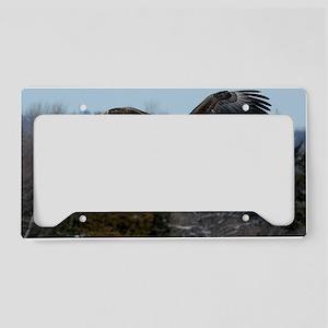 temp_laptop_skin 2 License Plate Holder