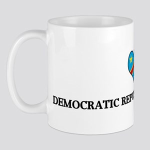 Democratic Republic Of The Co Mug