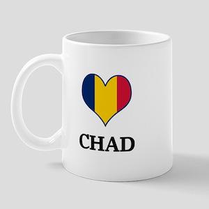 Chad heart Mug