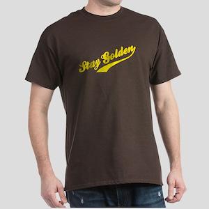 Golden Girls Stay Golden T-sh Dark T-Shirt