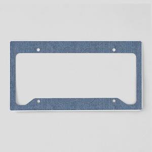 jc_clutch_bag_front_ License Plate Holder