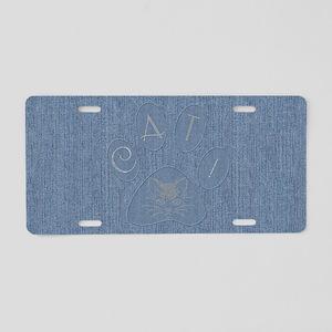 jc_clutch_bag_front_ Aluminum License Plate