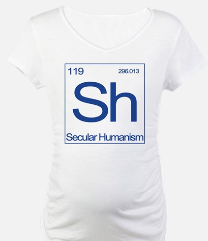 Sh Shirt-Blue-back-no godless Shirt