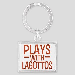 playslagottos Landscape Keychain