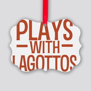 playslagottos Picture Ornament