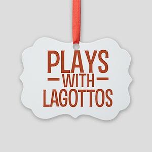 playslagottos Picture Ornament