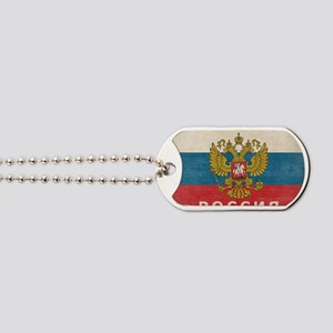 russia13 Dog Tags