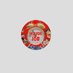 Wake UP! 9/11 inside job Mini Button