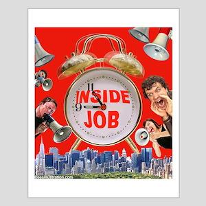 Wake UP! 9/11 inside job Small Poster