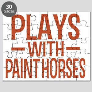 playsamericanpainthorses Puzzle