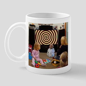 Hypnotic TV Mug
