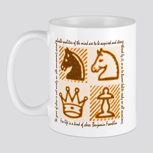 Chess Game Mug