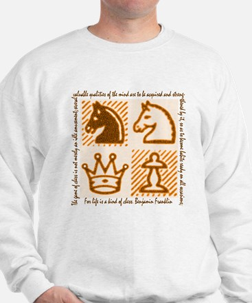 Chess Game Sweatshirt