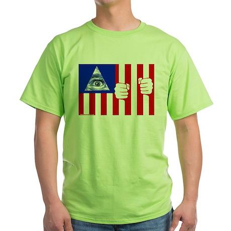Flag Green T-Shirt