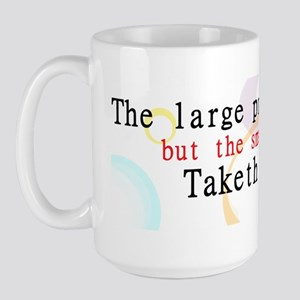 Takethaway Large Mug