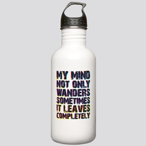 mindwanders copy Stainless Water Bottle 1.0L