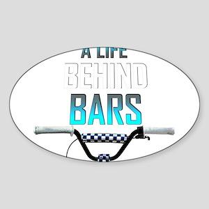 Life Behind Bar Sticker