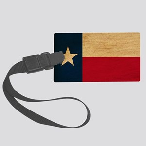 Texastex3tex3-paint Large Luggage Tag