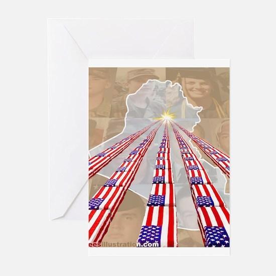 Iraq Greeting Cards (Pk of 10)