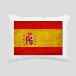Spaintex3tex3-paint Rectangular Canvas Pillow