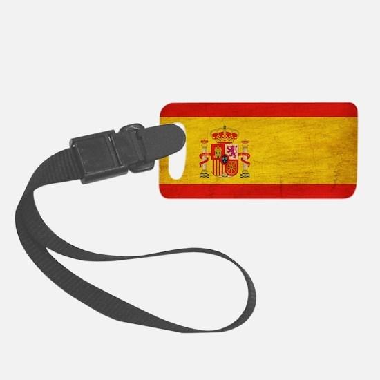 Spaintex3tex3-paint Luggage Tag