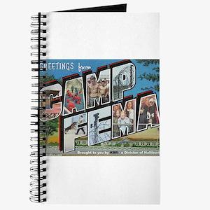 Camp FEMA Journal
