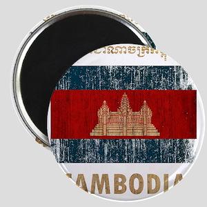 Cambodia6Bk Magnet