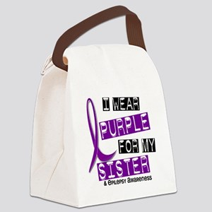 Sister Canvas Lunch Bag